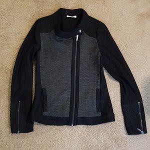 10.Deep Jackets & Blazers - Promod moto jacket size S.new
