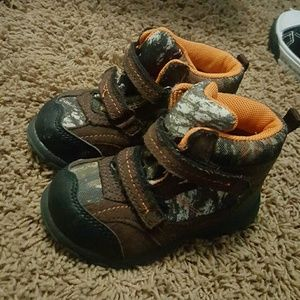 Other - Kids camouflage boots