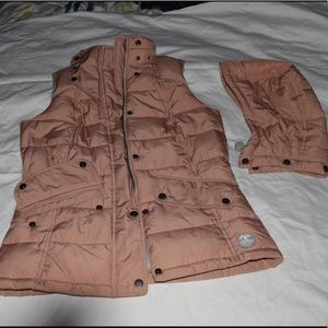 Barbour Jackets & Blazers - Barbour Landry Hooded Quilted Vest