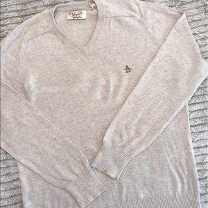 Original Penguin Other - Original Penguin cream sweater