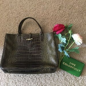 Longchamp Handbags - Longchamp Tote