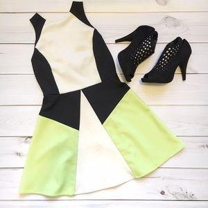 Mustard Seed Dresses & Skirts - Mustard Seed Fit & Flare Scuba Dress