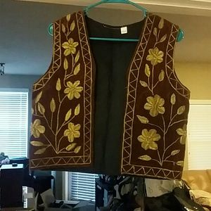 Jackets & Blazers - Retro vintage vest