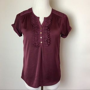 Maison Scotch Tops - Beautiful Star de la Saison blouse
