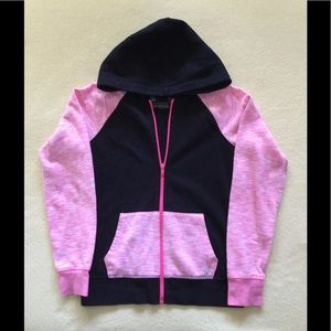 Xersion Other - Girls Zippered Hoodie Sweatshirt
