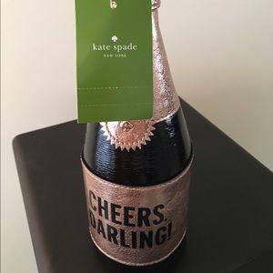 """kate spade Handbags - Kate Spade """"Cheers Darling"""" Clutch (NEW)"""