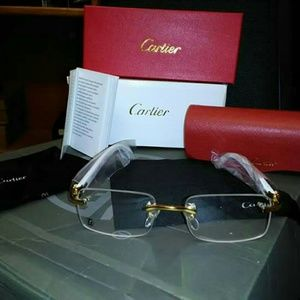 Cartier Other - White Cartiers glasses
