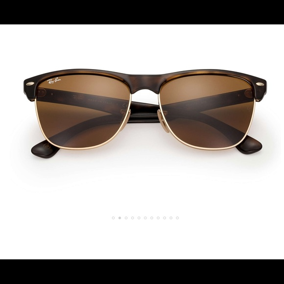de74547c609 Ray-Ban Accessories - RayBan Clubmaster Oversized - Tortoise - Brown