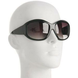 Oliver Peoples Accessories - Oliver Peoples Black Gradient Vanadis Sunglasses