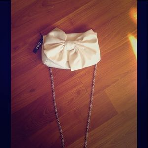 White small bags