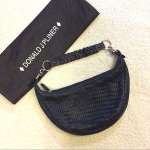 Donald J. Pliner Handbags - 🌺 Donald J. Pliner Woven Hobo Bag 🌺