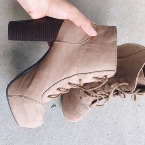 Jeffrey Campbell Shoes - H & M Divided Platform Booties