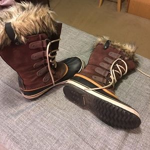 Sorel Joan of Artic Boot