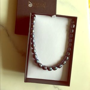 """Honora Jewelry - Honora genuine pearl necklace 18"""" new in box"""