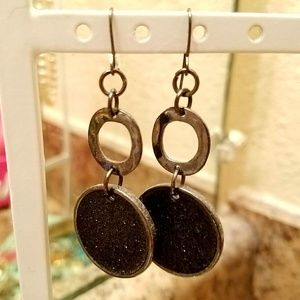 Jewelry - Black earrings