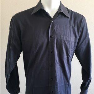 Ike Behar Other - IKE BEHAR Mark Shale Dress Shirt