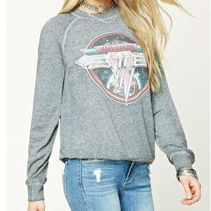 Van Halen Grey Sweater