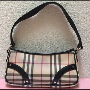 Burberry Handbags - [Burberry] Signature Nova Check Rosie Shoulder Bag