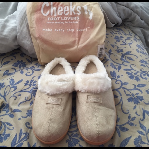 875c20d9202ed Tony Little Cheeks Footlover Incline Slippers