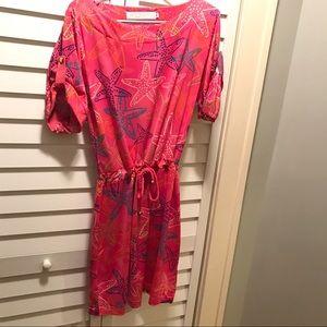 Tracy Negoshian jersey dress