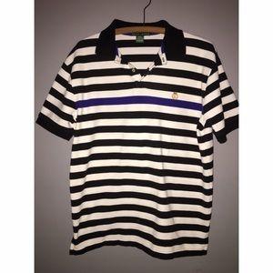 Lauren Ralph Lauren Other - Striped Lauren Ralph Lauren Men's Polo Shirt Sz M