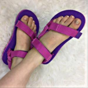 Teva Other - NEW TEVA Girls 11 Universal Original Sport Sandals