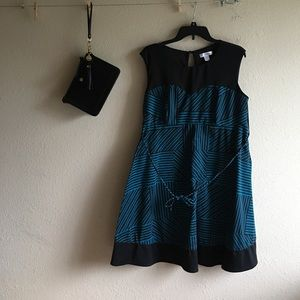 Motherhood Dresses & Skirts - Motherhood Maternity Dress Size Large