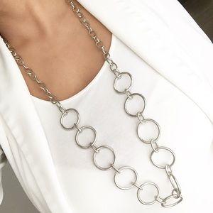 New York & Company Jewelry - New York & Company silver chain necklace