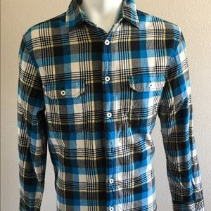 Mossimo Supply Co. Other - SALE❗️Mossimo Men's Plaid Flannel Button Down
