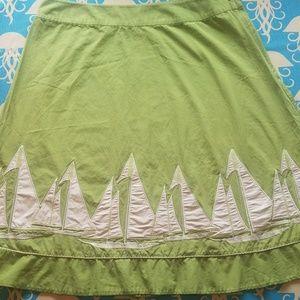 Liz Claiborne Dresses & Skirts - Sail Boat Skirt