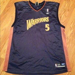 Other - Warriors sleeveless jersey