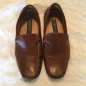 Stacy Adams Other - Men's Cognac Stacy Adams Driving Loafers