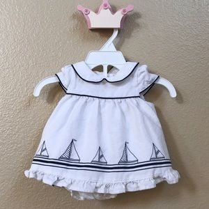 Janie and Jack Other - Janie and Jack Nautical dress.