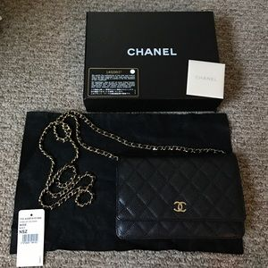 CHANEL Handbags - Authentic Chanel WOC