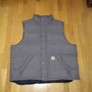 Carhartt Mens Big /& Tall Down Kalkaska Jacket