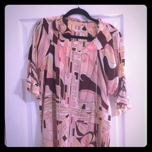 Julie Brown Silk dress