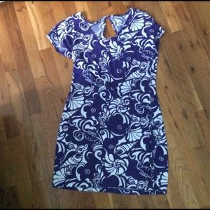 Lilly Pulitzer t shirt dress