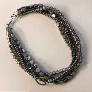 Silpada Jewelry - Silpada Hailstone necklace