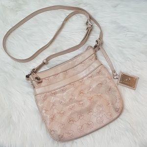 Koret Handbags - KORET adjustable strap antelope bag