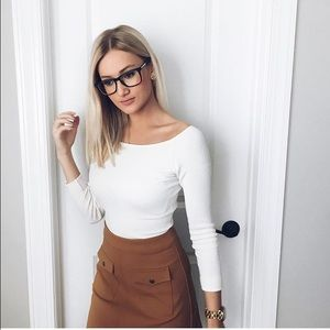Dresses & Skirts - Orange skirt