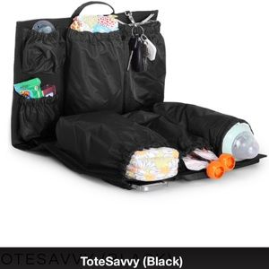 life in play company Handbags - Tote Savvy bag organizer- not just for diapers!