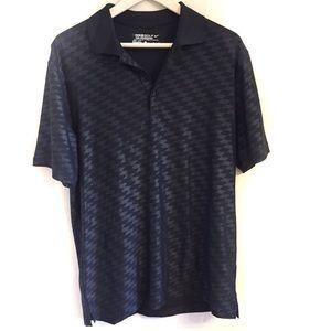 Nike Other - Nike Golf Men's Black Diamond Polo Size Medium