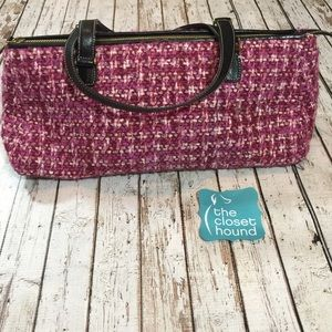 Kate Spade Chanel inspired handbag