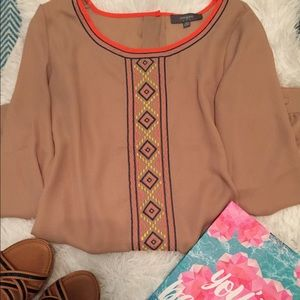 umgee Tops - Unheeded women's Blouse Size Small