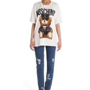 New Top quality Moschino style T- shirt