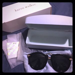 Karen Walker Harvest sunglasses
