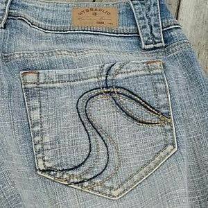 Hydraulic Denim - {Hydraulic} Bootcut Faded Jeans sz 5/6