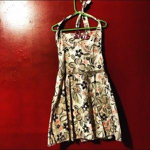 Lapis Dresses & Skirts - Lapis halter top dress