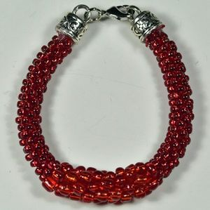 Jewelry - Beautiful Japanese kumihimo bracelet