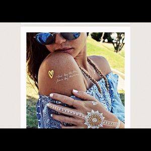 Flash Tattoo Accessories - Wanderlust Flash Tattoos